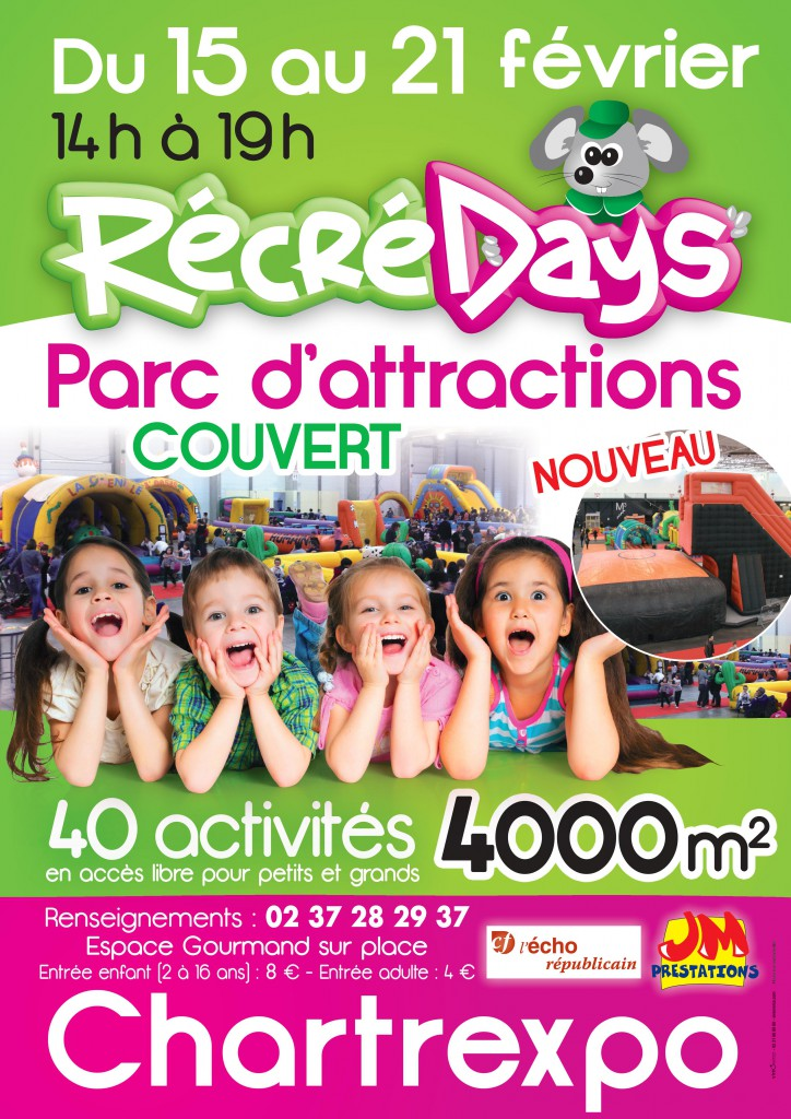 recredays chartres 2016