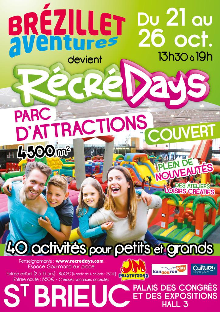 affiche-a3-recredays-stbrieuc-2019